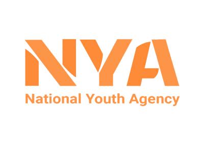 NYA logo orange